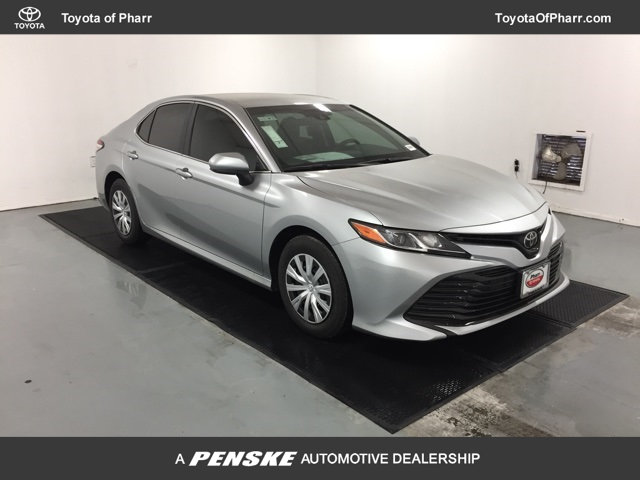 New 2019 Toyota Camry L Automatic