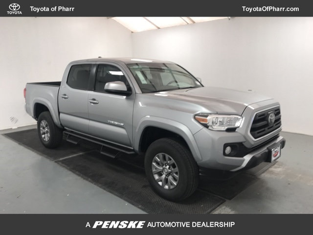 New 2019 Toyota Tacoma 2wd Sr5 Double Cab 5 Bed V6 At Truck In