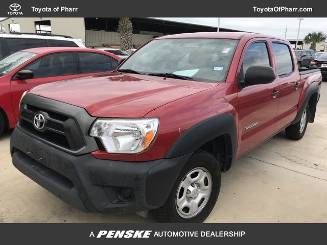 Pre Owned 2013 Toyota Tacoma 2WD Double Cab I4 Automatic