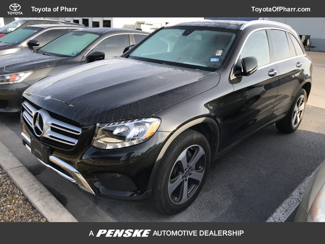 Pre-Owned 2016 Mercedes-Benz GLC GLC 300 SUV in Pharr #TU006753 ...