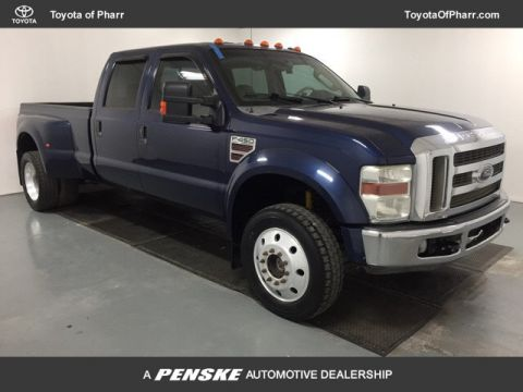 Pre-Owned 2008 Ford F-450SD Lariat
