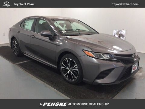 New 2019 Toyota Camry SE Automatic