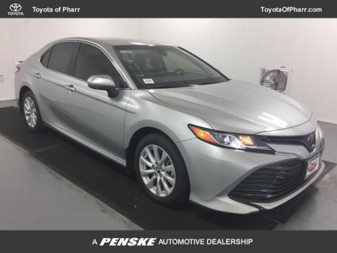 New 2018 Toyota Camry LE Automatic