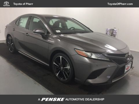 New 2019 Toyota Camry XSE V6 Automatic