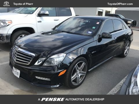 Pre-Owned 2011 Mercedes-Benz E-Class E 63 AMG
